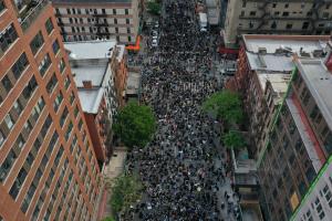 На протестах у США - вже понад 9 тисяч затриманих