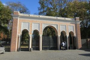 В одеському парку з'явиться інтерактивний музей