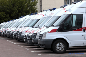 Na Ukrainie zarejestrowano 44998 przypadków koronawirusa, 664 - w ciągu ostatniej doby