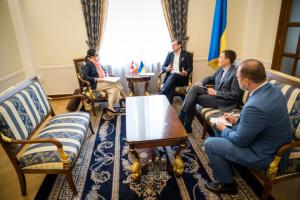 МИД ждет оценочную миссию Канады насчет готовности Украины к визовой либерализации - Кулеба