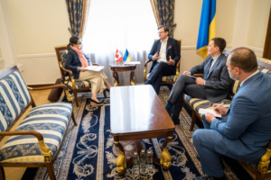 Ukraine expects Canadian mission to assess possible visa liberalization - Kuleba
