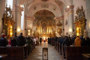 Українська церква в Угорщині запрошує на спільну Божественну Літургію в Будапешті