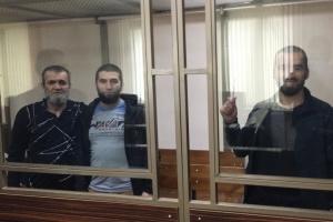 """Суд РФ висунув обвинувачення в """"тероризмі"""" ще трьом кримським татарам"""