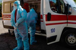 У Києві виявили ще 102 випадки коронавірусу, одна людина померла
