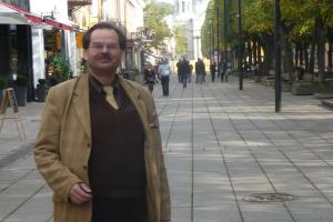 Шандор Фёлдвари, венгерский политолог