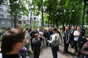 Затримані під Харковом активісти Poton напередодні мали конфлікт з начальником райвідділку