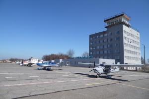 Хмельницький аеропорт планують використовувати як вантажний хаб