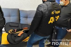 В учасників стрілянини у Броварах провели обшуки – МВС