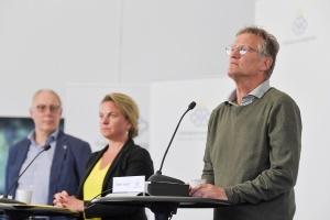 Головний епідеміолог Швеції вважає, що країна вибрала правильну стратегію боротьби COVID-19