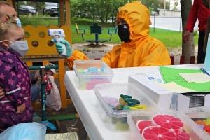 9月28日時点 ウクライナ国内新型コロナ感染新規確認2671件