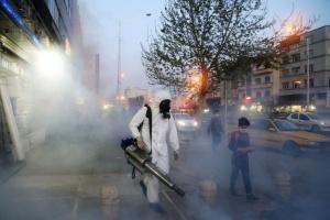 "В Иране новый ""антирекорд"" - 2700 случаев COVID-19 за сутки"