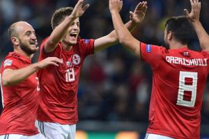 Грузия возобновит футбольный сезон 25 июня