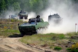 У Польщі почалися спільні зі США військові навчання Defender-Europe 20 Plus