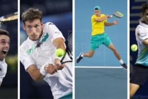 Сегодня в Испании стартует турнир с участием топ-теннисистов