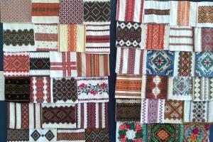 «Вишивані спогади» в Едмонтоні презентують вишукане багатство української вишивки