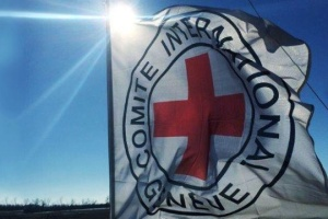 Red Cross sends humanitarian aid to occupied Donbas