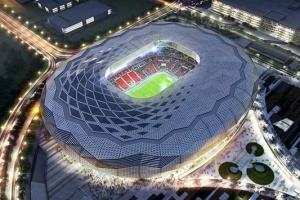 В Катаре 15 июня откроют третий стадион для футбольного мундиаля-2022