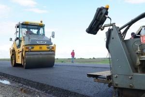 На Рівненщині відновлюють дорогу державного значення