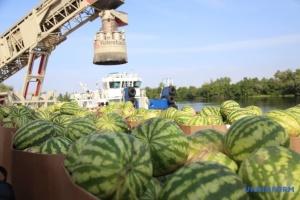 В Украине реализуют проект по активизации рынка речных перевозок