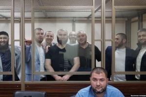 """Суд у """"бахчисарайській справі"""": кримчан 12 годин тримали в кімнаті без вікон"""