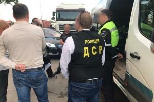 Чиновники Укртрансбезопасности требовали взятки с перевозчиков