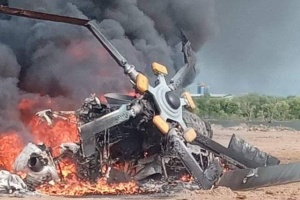 В Індонезії розбився військовий вертоліт, четверо загиблих