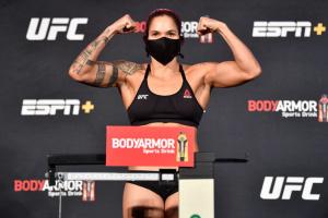 UFC 250: Нуньєс перемогла Спенсер