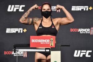 UFC 250: Нуньес победила Спенсер