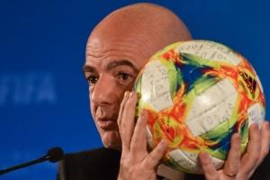 Глава ФИФА анонсировал большие реформы в футболе