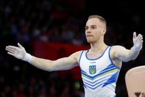 Oleh Vernyaev suspendu par FIG