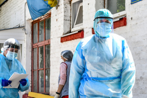 Covid-19 : le nombre de cas repart à la hausse en Ukraine