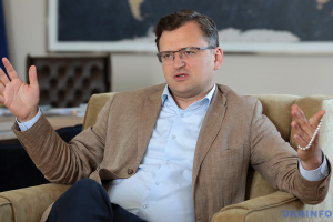 Kuleba on situation on Ukraine's border with Russia: Withdrawal of troops without withdrawal