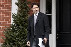 Трюдо заявляє про другу хвилю COVID-19 у Канаді