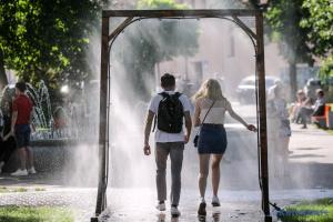 """Метеорологи назвали """"найконтрастніші"""" дні липня у столиці"""