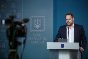 Київ сподівається погодити списки для обміну на найближчих засіданнях ТКГ – Єрмак