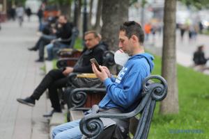 Київ та дві області лідирують за кількістю хворих на COVID-19