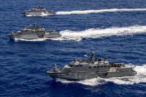 США передадуть Україні 16 патрульних катерів Mark VI – Хомчак