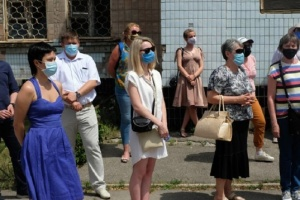 Ukraine updates information on division into quarantine zones