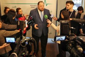 Стефанчук просит список законов, где остались «идеи ленинского коммунизма»
