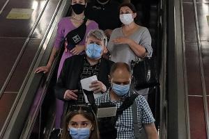 Coronavirus : 102 cas enregistrés à Kyiv en 24 heures