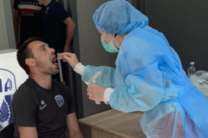 Covid-19 : Report d'un quatrième match du championnat d'Ukraine
