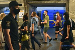 8月9日時点 ウクライナ国内新型コロナ感染新規確認1199件