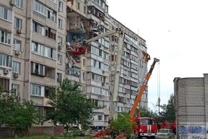 Большинство пострадавших от взрыва на Позняках уже получили компенсацию - Кличко