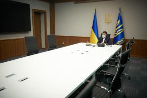 Präsident Selenskyj besucht am Mittwoch Oblast Tscherniwzi