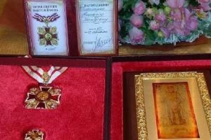 На відзнаку «Орден Святого Пантелеймона» подали заявки 450 медиків