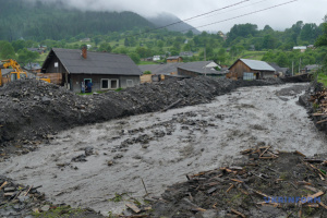 Кабмин выделит 540 миллионов Черновицкой области на ликвидацию последствий наводнения — ОГА
