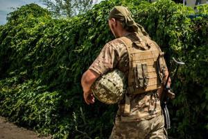 """Окупанти просувають позиції в бік ЗСУ і порушують """"тишу"""" - штаб"""