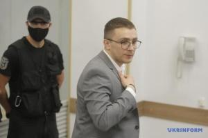 Суд над Стерненком объявил перерыв на две недели
