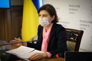 Венедіктова запевнила, що контролює хід слідства у справі «вагнерівців»