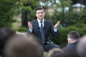 Zelensky: Ukraine extremely interested in democratic and stable Belarus